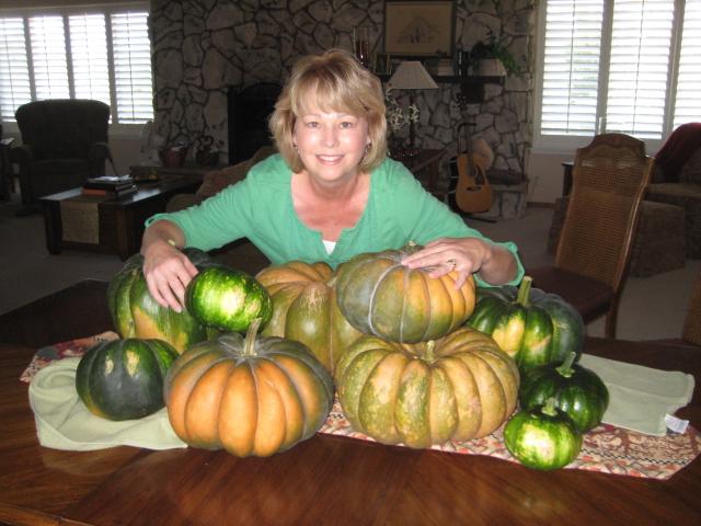 Pumpkins & me